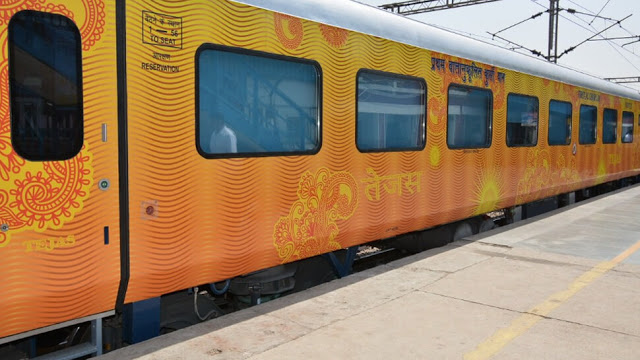 Tejas Express – Fastest Train Lucknow To Delhi
