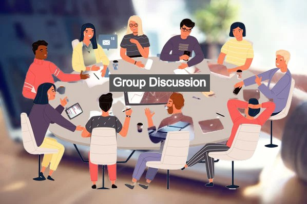 group Discussion Lucknow city